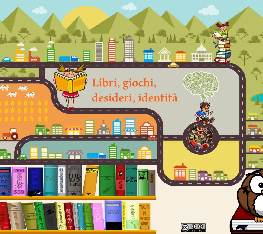 Libri, giochi, desideri, identità
